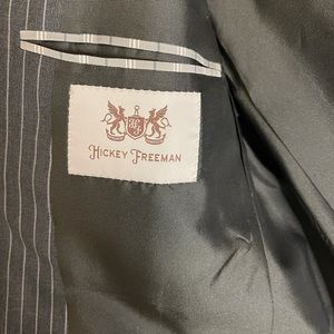 Hickey Freeman Suit Jacket